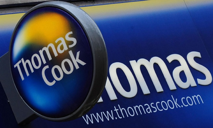 Thomas Cook's old logo