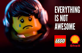 Greenpeace has outclassed Lego in communications
