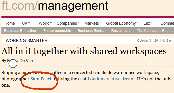 ft.com example of high authority backlink